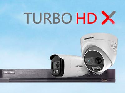 Видеорегистраторы Turbo hd от Hikvision